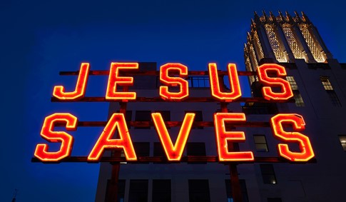 Jesus Saves… We Need to be Bold!