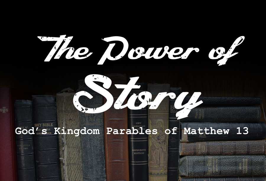 The Power of Story – A Choice to Join the Story
