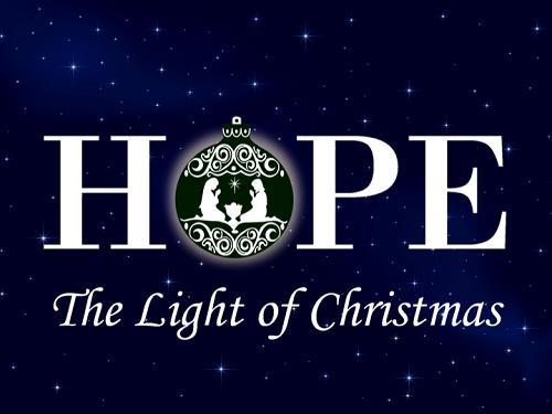 Hope: Hope in the Light of God's Sovereignty